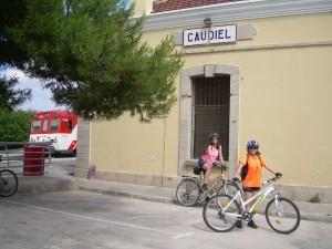 Ciclistas Cabañas Caudiel