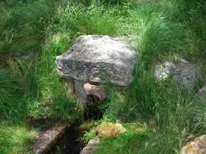 Senda Alcabaira. senderismo caudiel Fuente Alcabaira