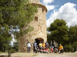 Torre Molino Caudiel senderismo