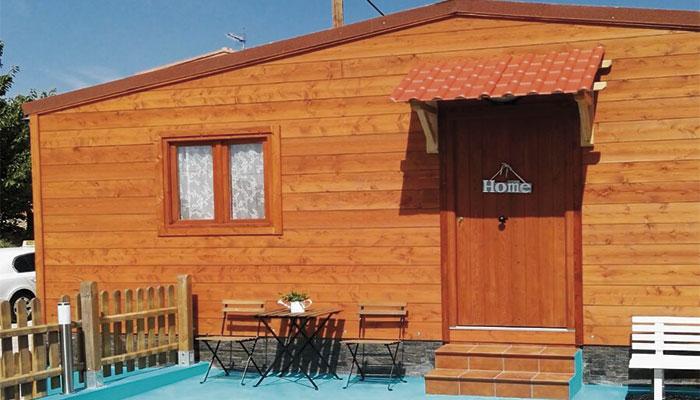 Oferta caba as fin de semana 120 euros caba as de madera for Oferta cabanas de madera
