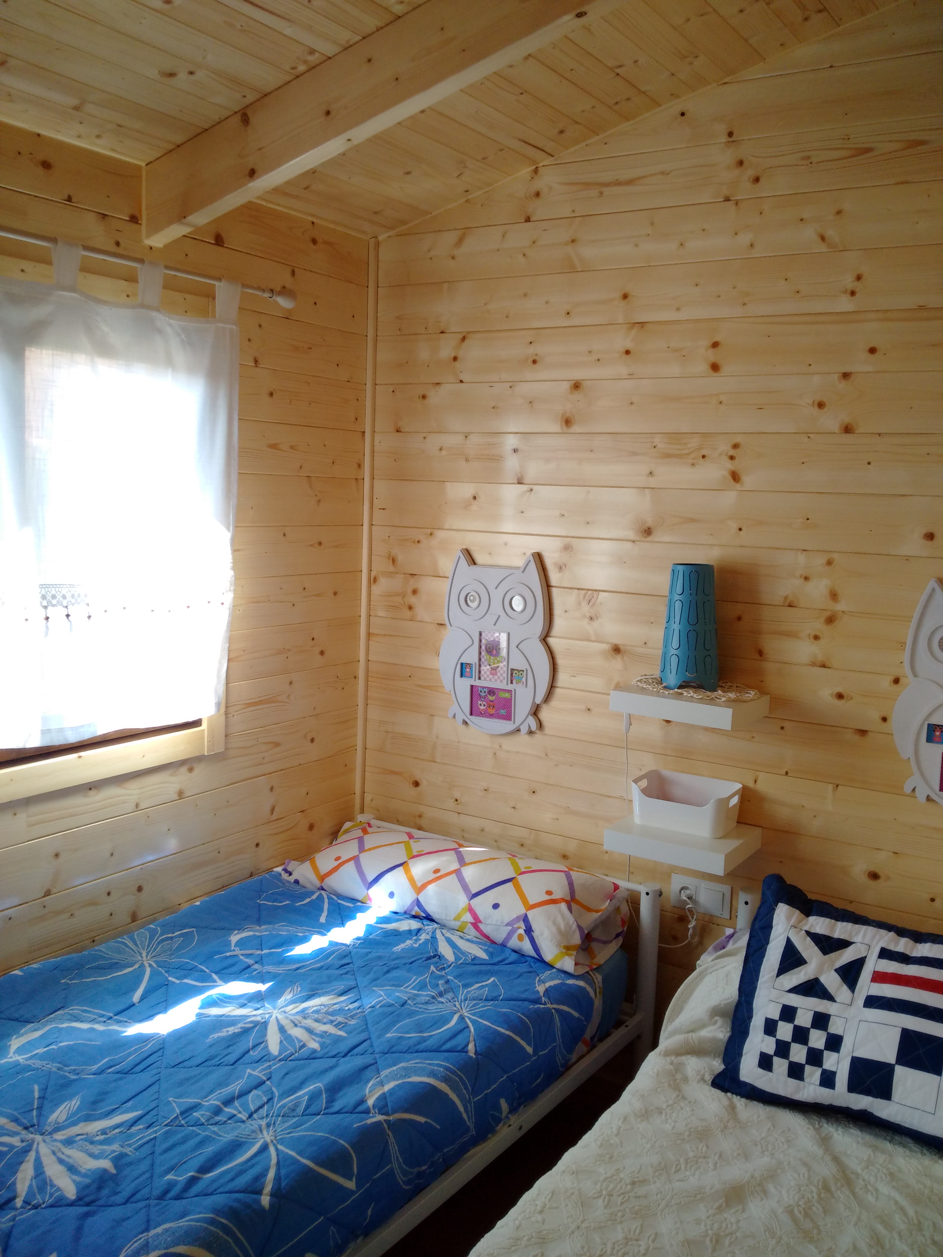 Cabañas Caudiel habitacion doble sierra