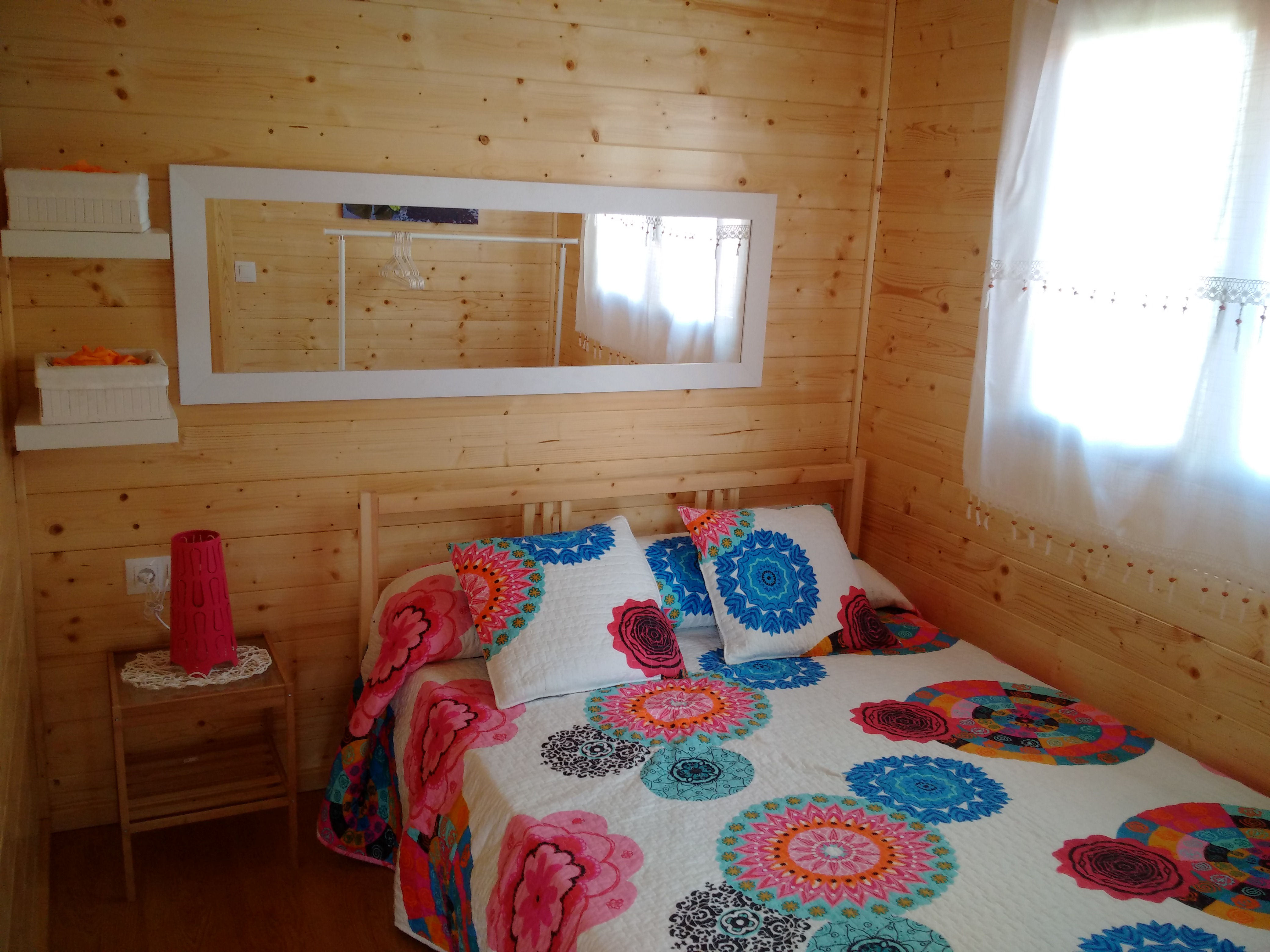 Caba a sierra caba as de madera en caudiel turismo for Cabanas infantiles en madera