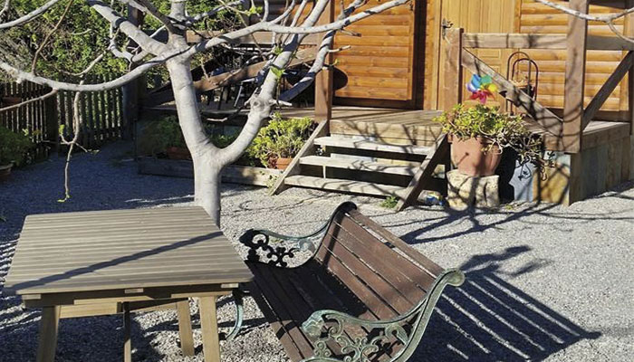 Zona de picnic y relax