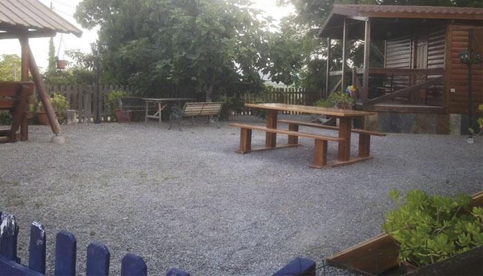 Zona de picnic