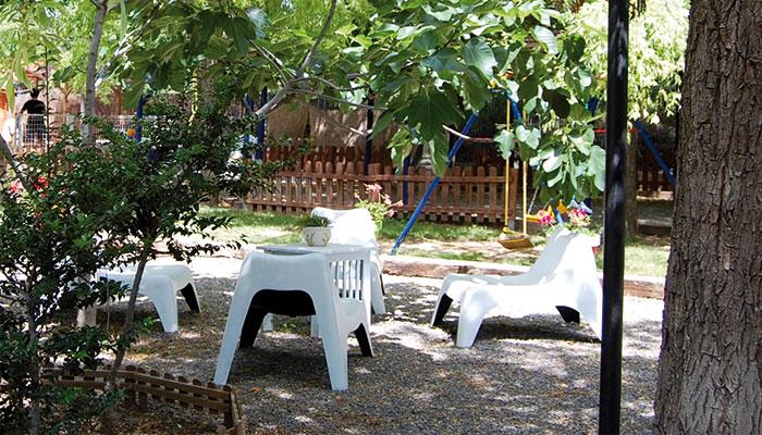 Cabaña Via Verde Jardín