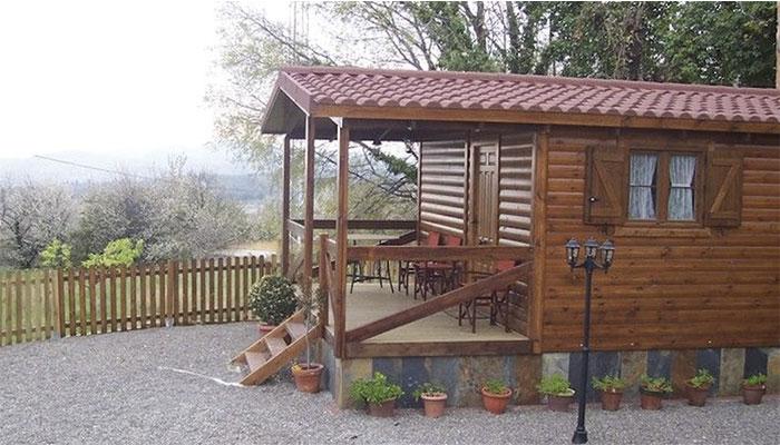 Caba as de madera en caudiel turismo rural alquiler de caba as de madera - Casas de alquiler en francia ...