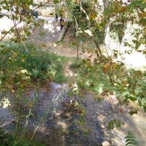 Bajada al río Palancia Segorbe Cabañas Caudiel