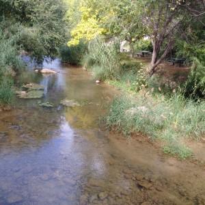 Merendero en Río Palancia Segorbe Cabañas Caudiel